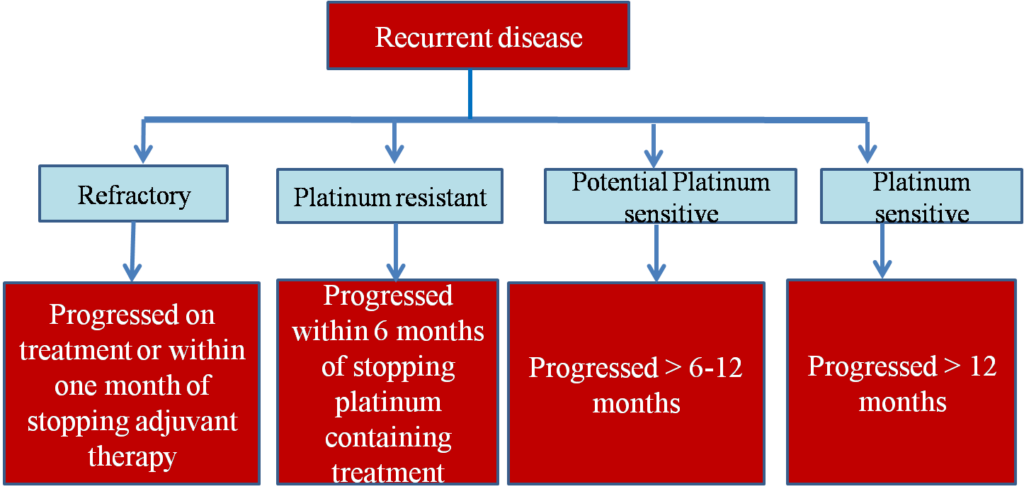 platinum resistant ovarian cancer in delhi